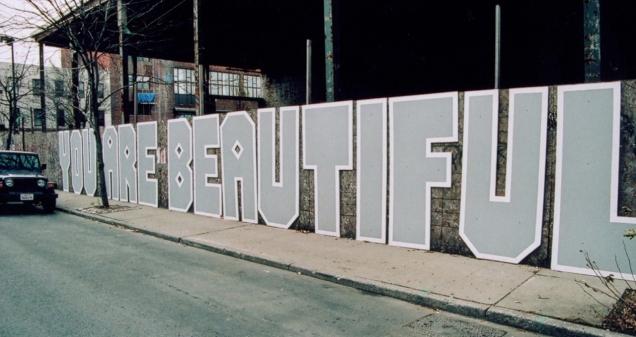 Brooklyn, NY. 8' x 80'. 2006.
