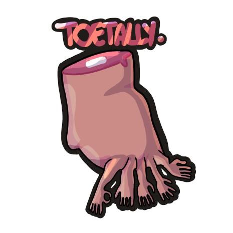 toetally